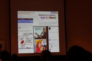 A slide of complaints. Copyright SEDA Malaysia